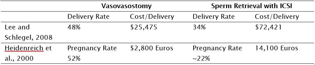 Vasectomy Reversal New York | Center for Male Reproductive